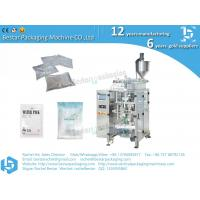 China Full automatic packing machine for liquid, water pouch, pneumatic with pump on sale