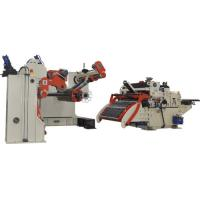 China 3 - In - 1 Feeder Decoiler And Straightener For Auto Parts Stamping Processing on sale