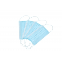 Quality Disposable 3 Ply Epidemic Prevention Anti Dust Earloop Mask wholesale