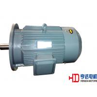 Quality 340HP / 420HP 250KW 4 Pole Three Phase Asynchronous Electric Motor 380V / 400V wholesale