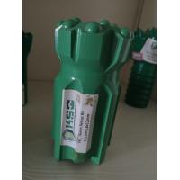 Quality Soft Rock Drilling T45 76mm Threaded Button Bit Ballistic Retractable Drill Bit With Fast Penetration wholesale