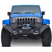 Quality Front Bumper Guard for Jeep Wrangler wholesale