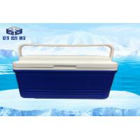 Quality Customized Turnover Cooler Box EPP Foam For Food Storage Logistics Cold Chain Box wholesale