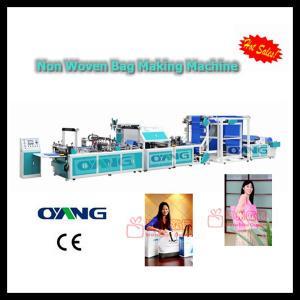 Quality Non Woven Shoes Bag Making Machine ONL-XA700-800 wholesale