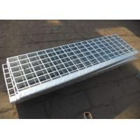 Quality Customized Size Galvanized Steel Stair Treads ISO9001 CE Certificate wholesale