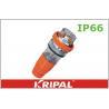 Buy cheap 56P520 Australian Round Pin IP66 Plug 5 Pin Waterproof Electrical Plugs from wholesalers