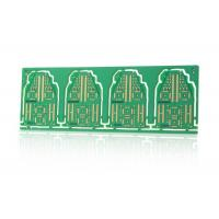 Quality Custom Green Double Sided Printed Circuit Boards for Electronic Controller wholesale