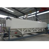 Horizon type Cement Silo for batching plant