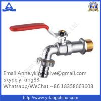Quality Brass Bibcock with Nickel Plated wholesale