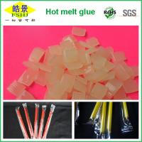 Quality Light Yellow EVA Hot Melt Packaging Adhesive for Beverage Packing , Food Grade wholesale