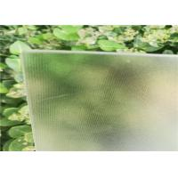 Quality Ultra White Clear Solar Module Glass Panel 91.7% Transmittance Low Iron Tempered wholesale
