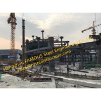 Quality Q235B Or Q345B Steel Framing Systems Building Project Design And Build wholesale