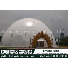 Fire retardant canopy tent