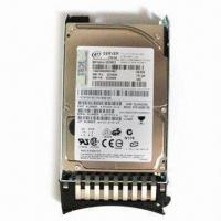 Quality Server SAS Hard Drive with 15,000rpm Rotational Speed and 73GB Storage Capacity wholesale