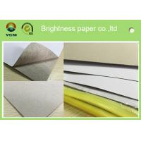 Quality Moisture Proof Shipping Boxes Cardboard , White Paper Board Sheets 350 Gsm wholesale
