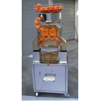China High Output Industrial Orange Juice Extractor With Automatic Feeder For Restaurant on sale