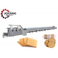 Quality Automatic Small Biscuit Making Machine Rotary Mould Biscuit Production Line wholesale