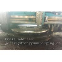 Quality Metal Forging C60 1.0606 S58C AISI1060 CK60 1.1221 Forged Cylinder Normalizing And Proof Machined wholesale