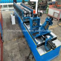 Quality Galvanized Steel Profile Stud And Track Roll Forming Machine High Speed wholesale