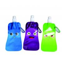 Quality Customized Stand Up Spouted Clear Plastic Water Pouch , color spout pouch wholesale