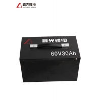 China 60V 30Ah High Power Deep Electric Motorcycle Battery Pack on sale