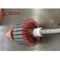 Quality Balanced Electric Starter Armature Replacement 25 Bars Commutator 83 Mm O.D. wholesale
