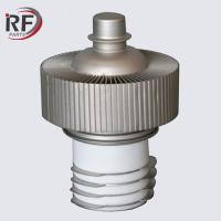 Quality Electron tube for RF amplifier 4CX3000A 150MHz Air-cooled tetrode wholesale