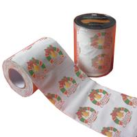 Quality printed toilet tissue supplier 2ply 250 sheets 100% virgin pulp printed toilet paper factory wholesale