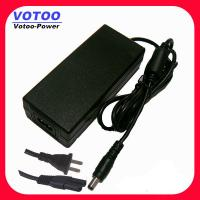 Quality 12V 60W CCTV DVR  Power Adapter With 1.2m DC Cord  , 5 Amp AC To 12v DC Power Adapter wholesale