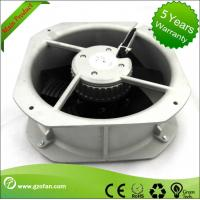 Quality Waterproof Ebm Papst DC Axial Blower Fan / 24 Volt DC Cooling Fan wholesale