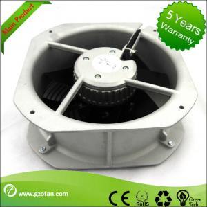 Quality Waterproof Ebm Papst DC Axial Blower Fan / 24 Volt DC Cooling Fan wholesale