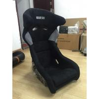 Quality JBR1060 suede Sport Racing Seats With Adjuster / Slider Car Seats wholesale