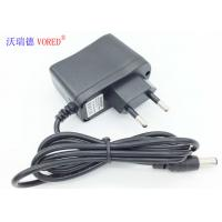 Quality 6V 200MA AC To DC Power Adapter For Wireless Intercom 0% - 95% Humidity wholesale