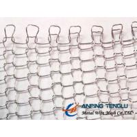 Quality Stainless Steel/Nickel/Monel Wire, 140-400 Model, 0.1-0.3mm Wire Knittted Wire Mesh wholesale