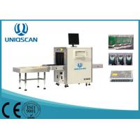 Quality Security Inspection X Ray Luggage Scanner Machine SF6040 For Station Airport wholesale