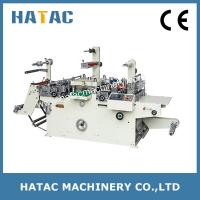 Quality Automatic Roll-to-roll Stickers Die-cutting Machinery,Label Embossing Machine,Kraft Paper Punching Machine wholesale
