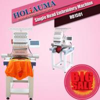 Quality HO1501 single head 15 needles computerized embroidery machine like swf embroidery machine wholesale