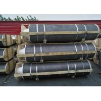 Quality Graphite Sheet Electrode Steel Plants Refractory 1500mm-2700mm For Arc Furnaces wholesale