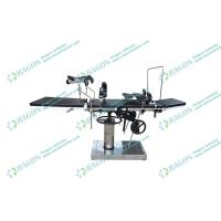 Quality Multi - purpose carbon steel radiolucent operating table with plastic spraying wholesale