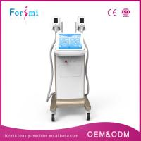 Quality Beauty salon use 15 inch touch screen 2 cryo handle work together cool sculption Cryolipolysis machine to body shaping wholesale