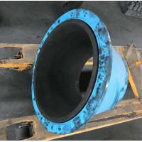 Quality RBSiC ( SiSiC ) silicon carbide sic cyclone parts / cyclone lining with high hardness wholesale