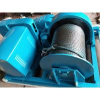 Quality Industrial Hoist 32t Electric Wire Rope Winch wholesale