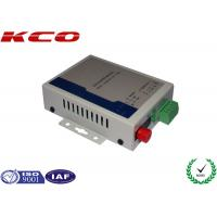 Quality RS232 Fiber Optic Modem , RS422 RS485 Fiber Optic Converter FC UPC wholesale