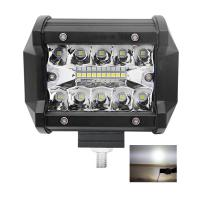 Quality Mini 4 Inch Led Light Bar 9 - 32 V DC Operating Voltage Easy Installation wholesale