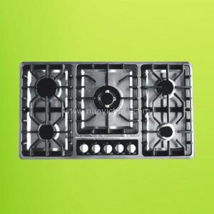China 5 Burner Gas Cooker  (2011 NEW) on sale