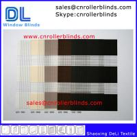 Cheap 100% Polyester Combi Zebra Blinds for sale