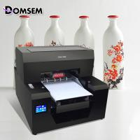 Quality High Resolution A3 Phone Case Printing Machine Water / Fan Cooling Sytem 50-60Hz wholesale