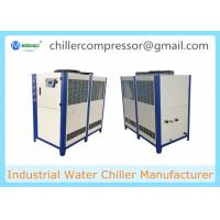 Quality Air Cooled Scroll Hydroponic Water Chiller for Grow Rooms Indoor Plants wholesale