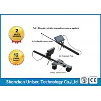 Quality Black Under Vehicle Inspection System For Hotel / Exhibition Center Security Check wholesale