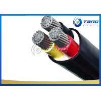 Quality Industrial Unarmored XLPE Insulated 3 Core Power Cable 100% Copper Conductor wholesale